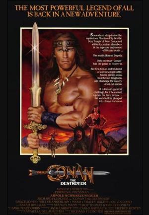 Conan, el destructor
