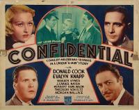 Confidential  - Poster / Imagen Principal