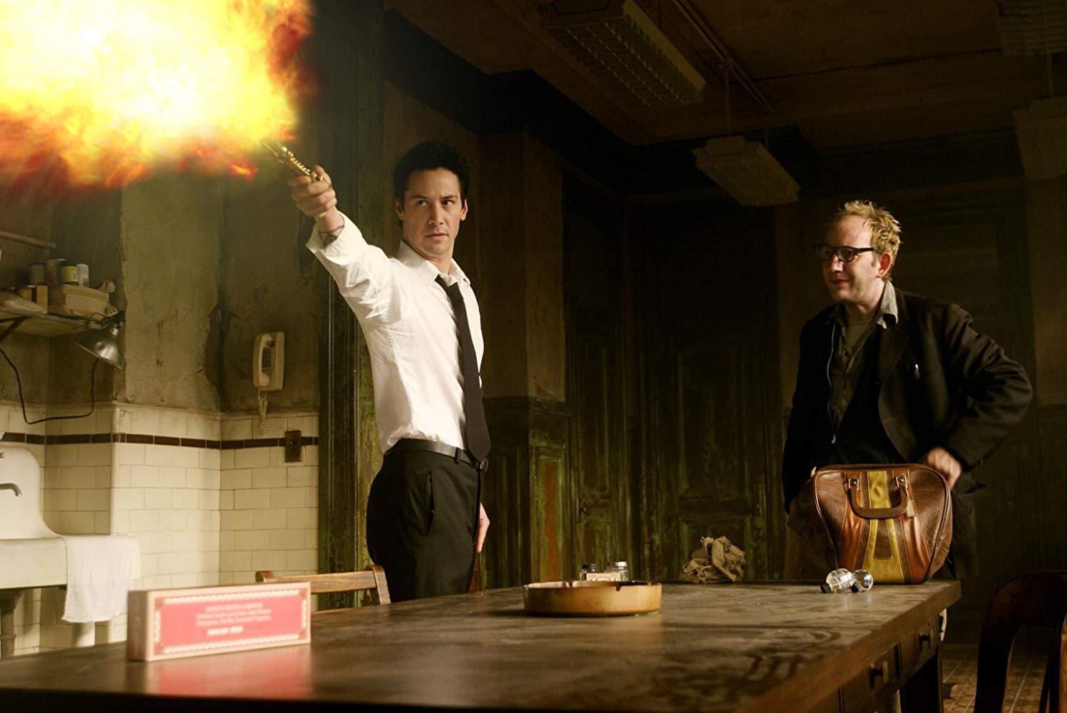 Constantine (2005) - Filmaffinity