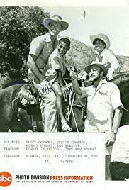 Cowboy en África (Serie de TV)