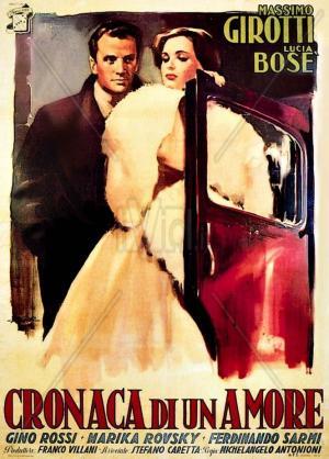 Crónica de un amor (1950) - Filmaffinity