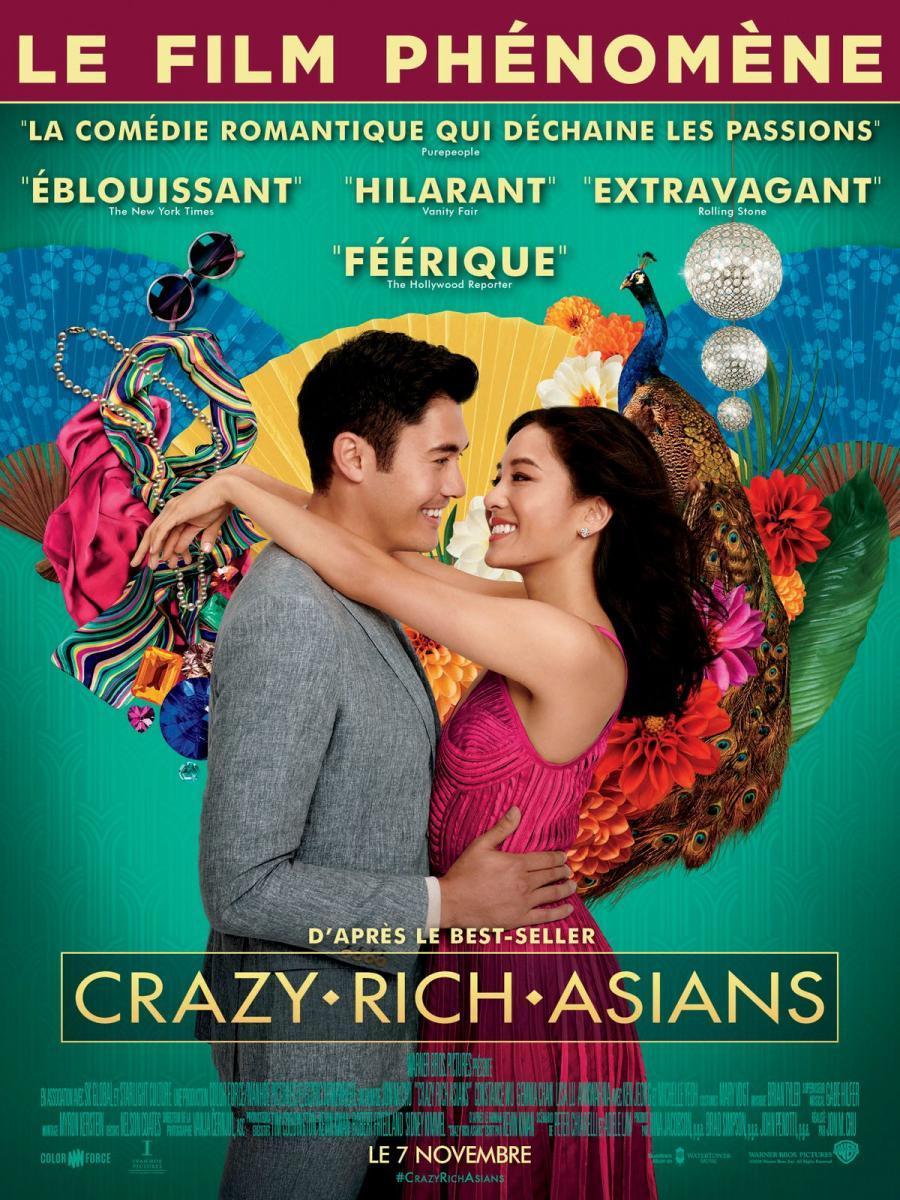 Crazy Rich Asians 2018 Filmaffinity