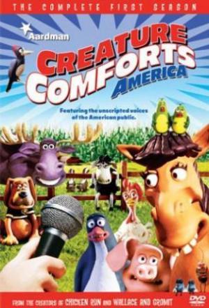Creature Comforts America (Serie de TV)