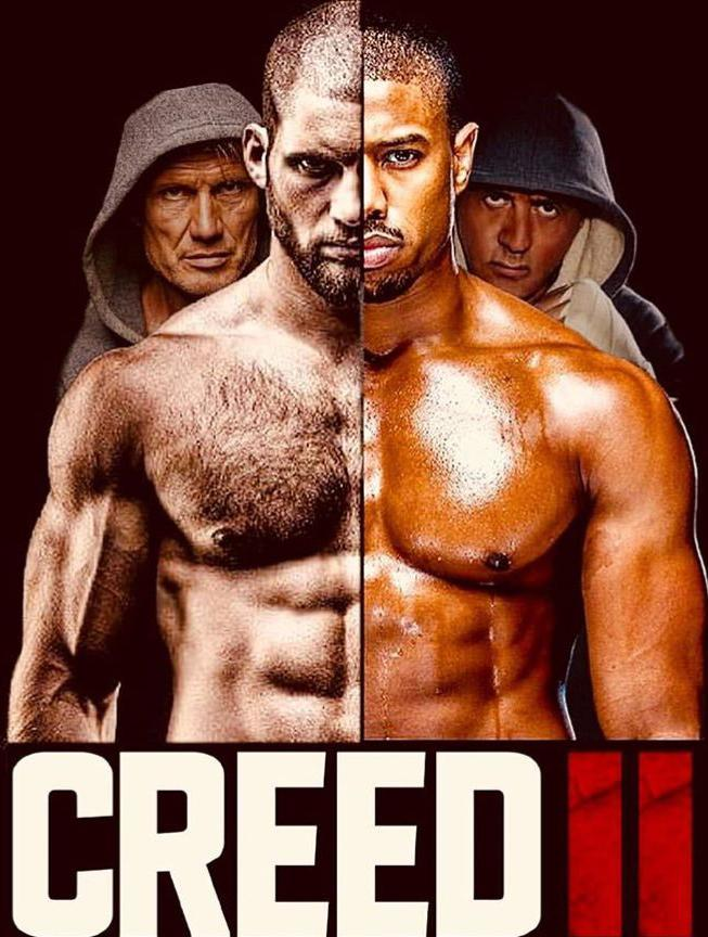 Creed Ii La Leyenda De Rocky 2018 Filmaffinity