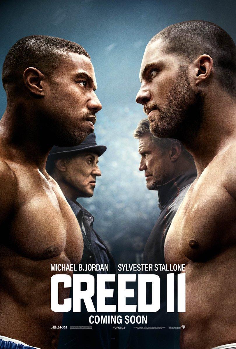 Críticas de Creed II  La leyenda de Rocky (2018) - Filmaffinity 70d9ba388