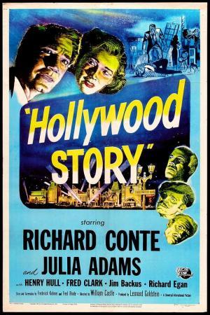 Crimen en Hollywood