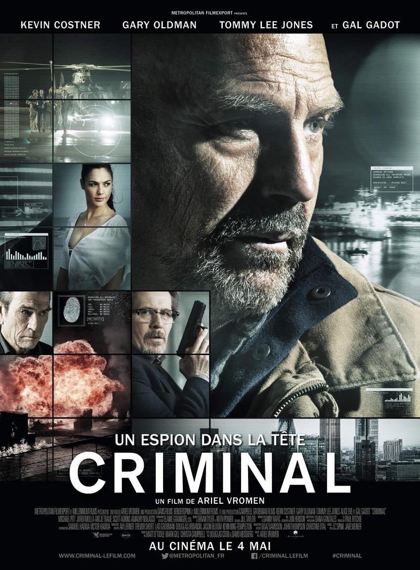 poster de la pelicula criminal