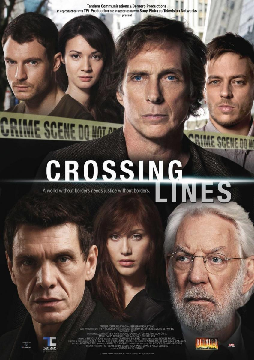 Image gallery for Crossing Lines (TV Series) - FilmAffinity