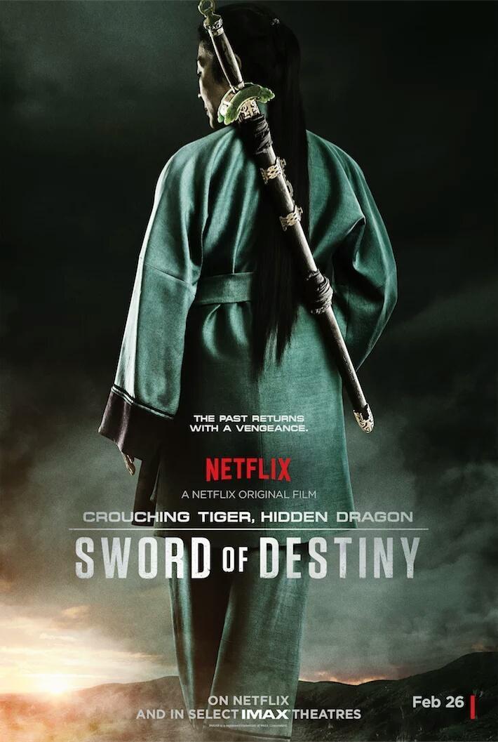 El Tigre y el Dragón Oculto: Espada del Destino (2016)