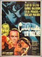 Cuando acaba la noche  - Poster / Imagen Principal