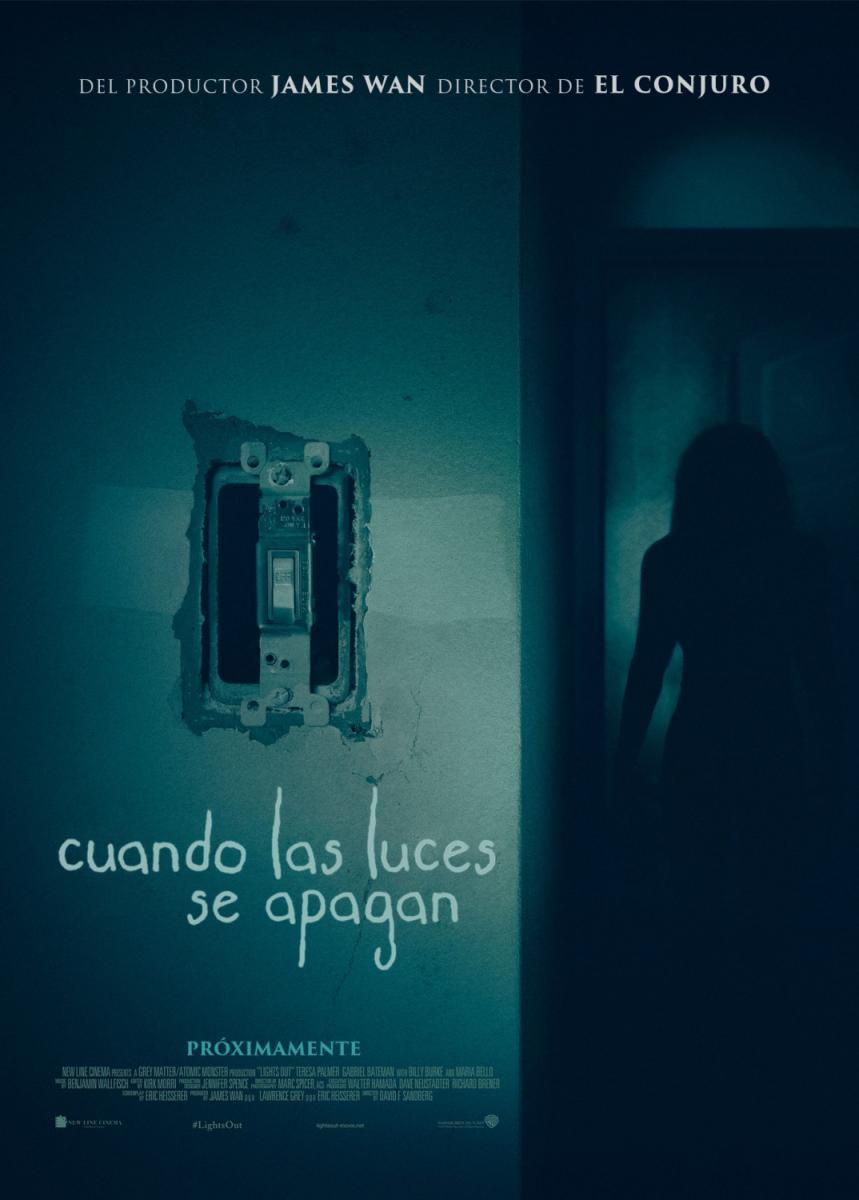 Cuando Las Luces Se Apagan (2016) BRRip 1080p Latino – Ingles