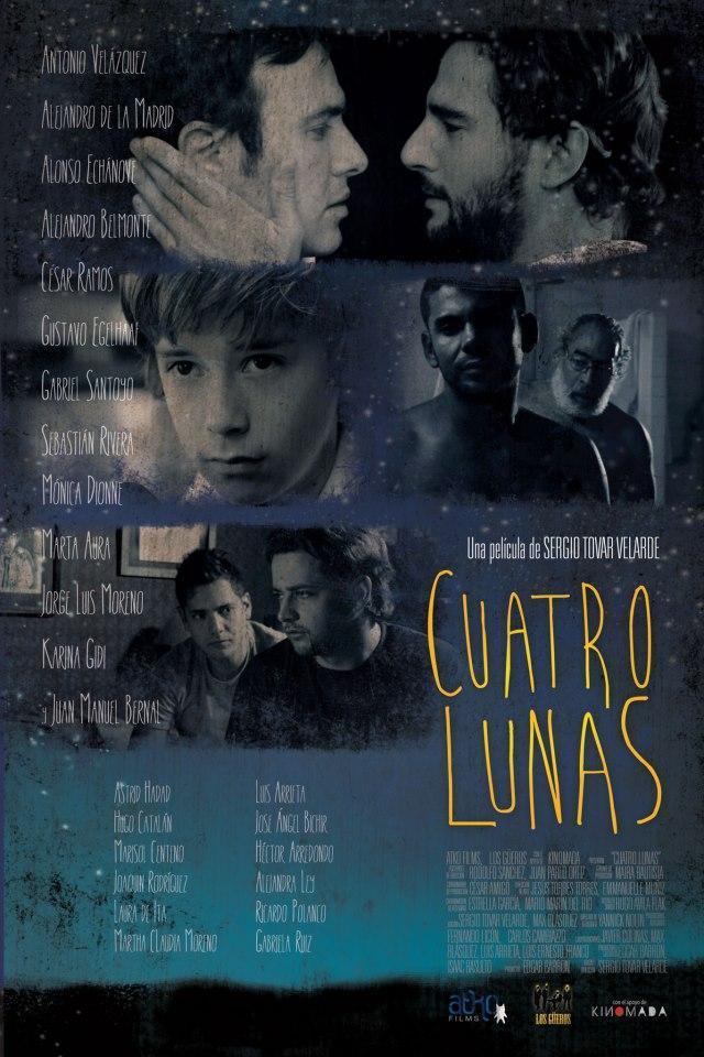 Cuatro lunas - Posters