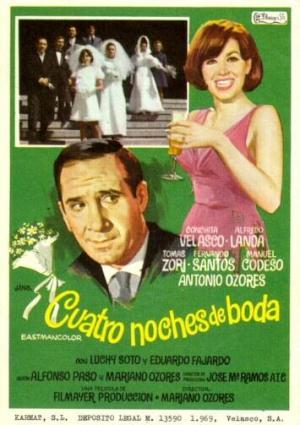 Cuatro Noches De Boda 1969 Filmaffinity