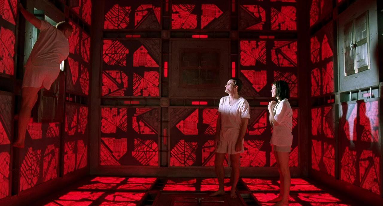 Cube (1997) - Filmaffinity