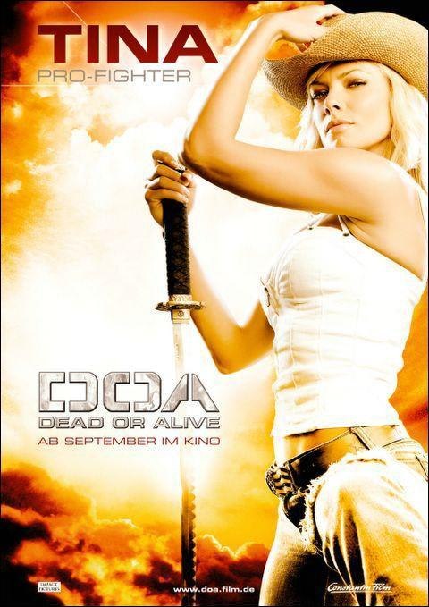 Doa Dead Or Alive 2006 Filmaffinity