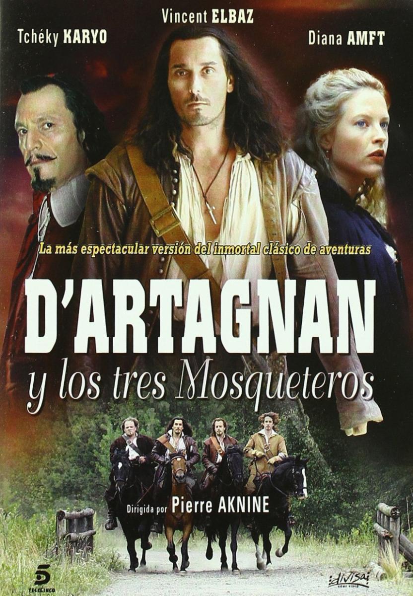 D Artagnan Y Los Tres Mosqueteros Tv 2005 Filmaffinity