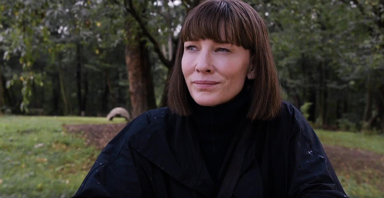 Cate Blanchett en una escena de Dónde estás, Bernadette