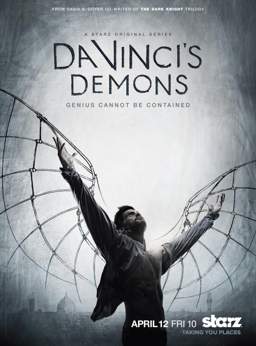 Da Vinci S Demons Serie De Tv 2013 Filmaffinity
