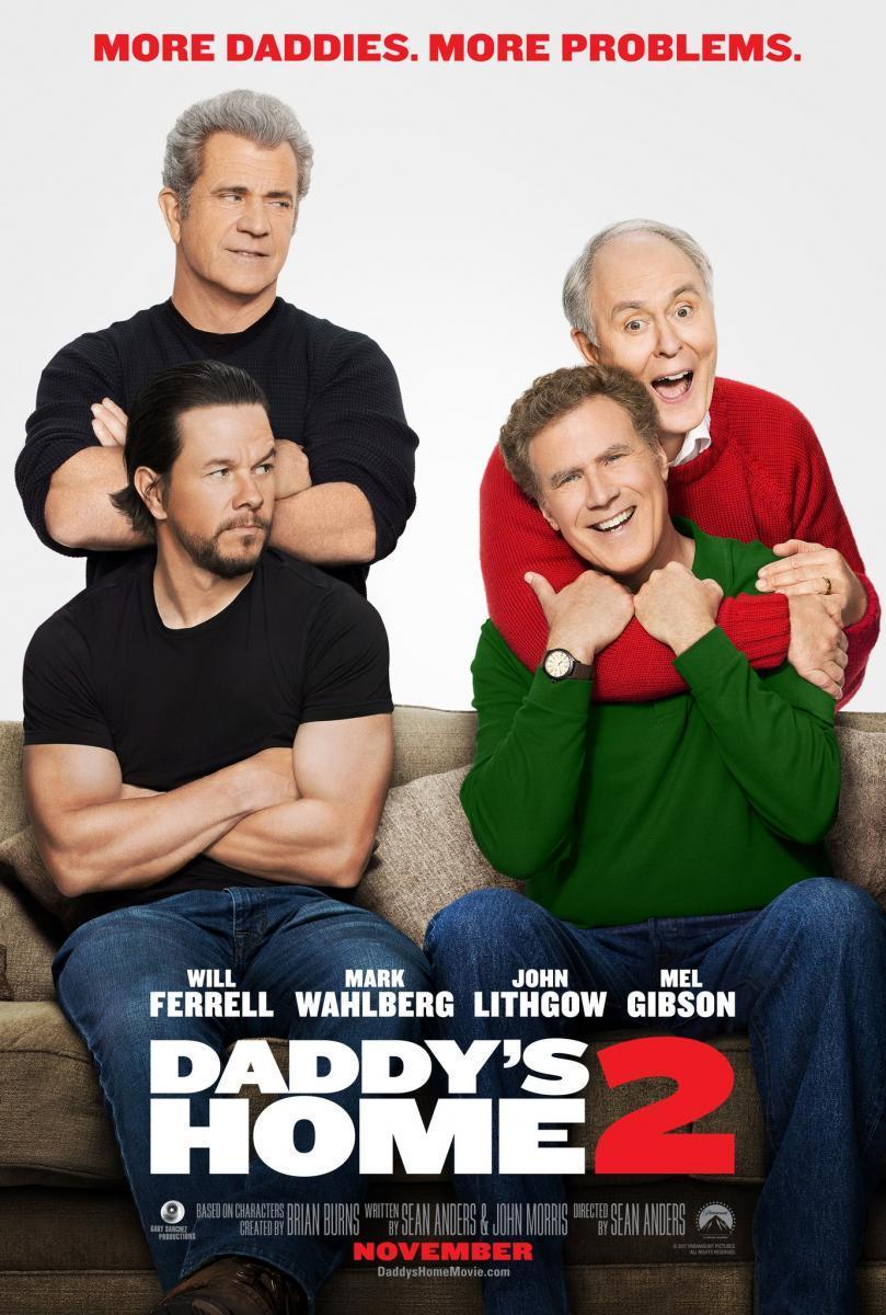 Daddy S Home 2 2017 Filmaffinity