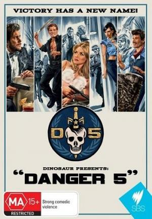 Danger 5 (Serie de TV)