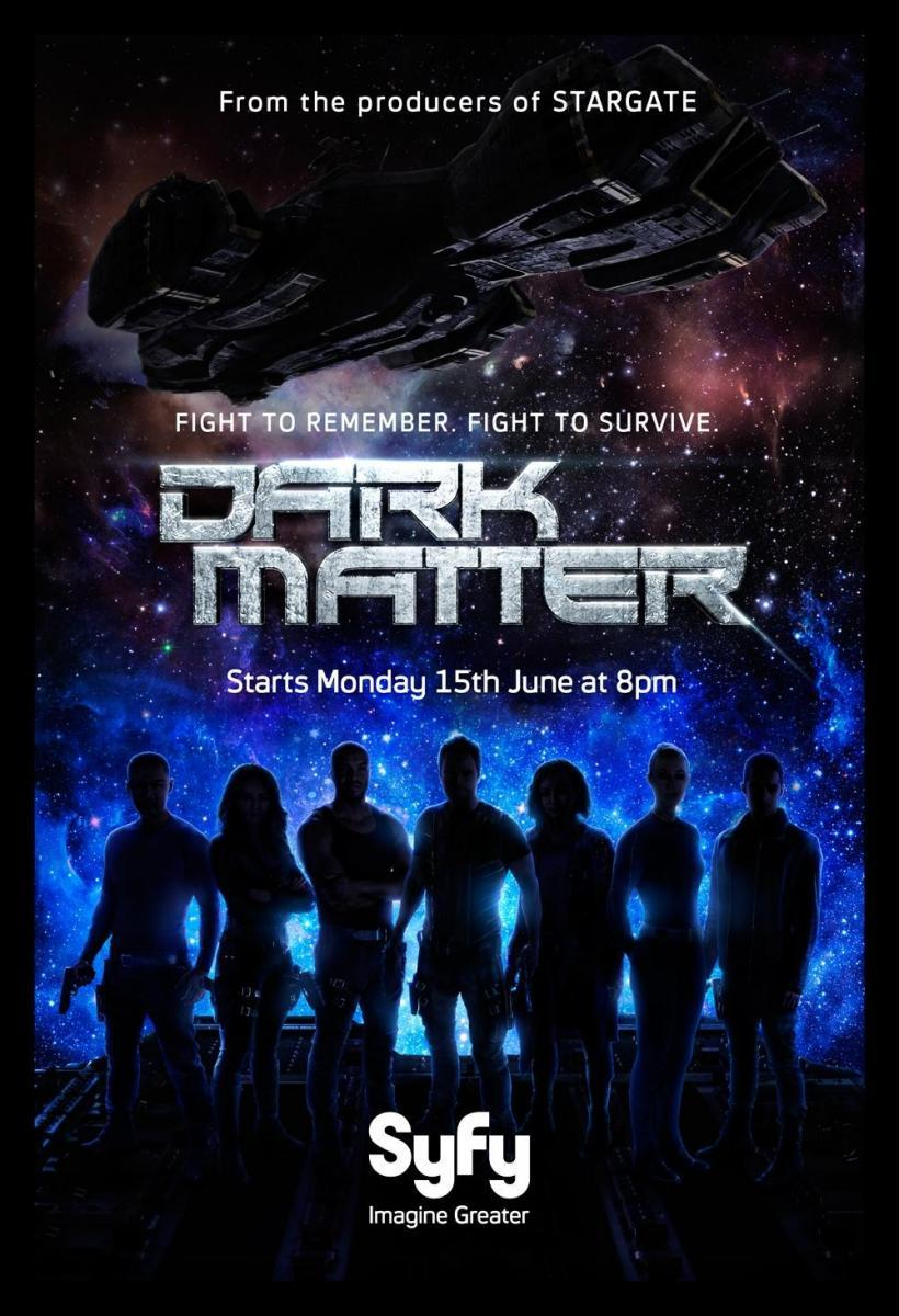dark matter series
