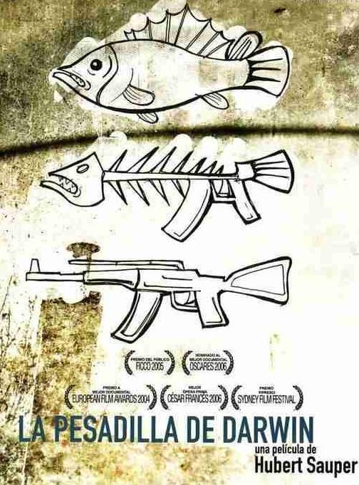 darwins nightmare A o scott reviews documentary movie darwin's nightmare, directed by hubert sauper photos (m).