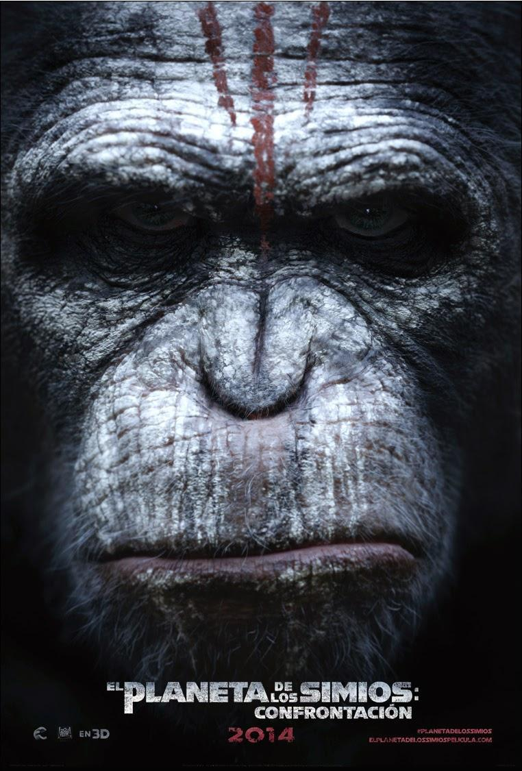 Dawn Of The Planet Of The Apes 2014 Filmaffinity