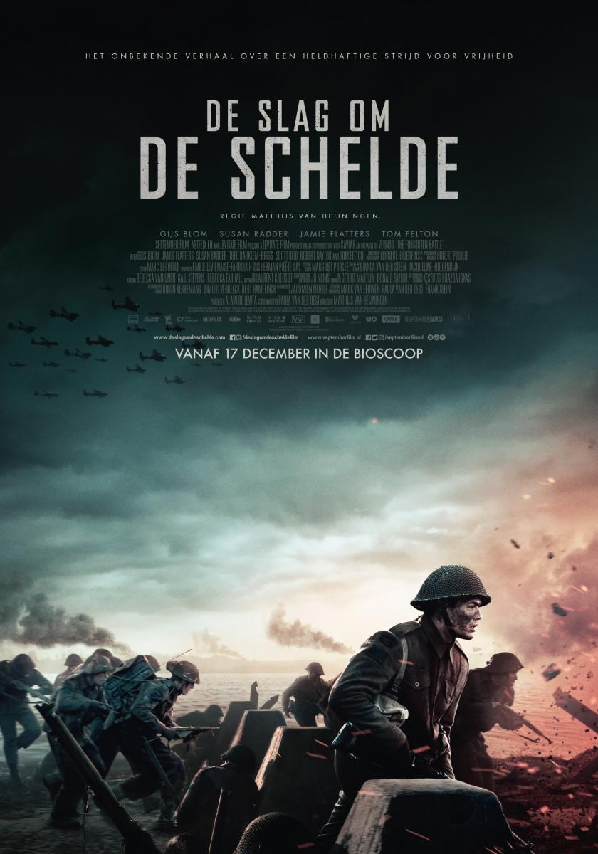 [好雷] 被遺忘的戰役 De Slag om de Schelde (Netflix 荷蘭片)