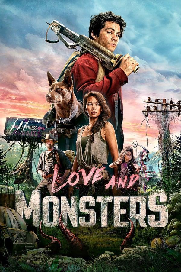 """Netflix estrena """"Love and Monsters"""", la nueva película de supervivencia y criaturas"""