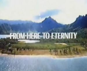De aquí a la eternidad (Serie de TV)