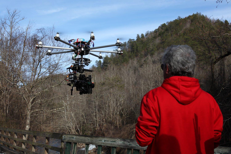 de caza con papa filmaffinity