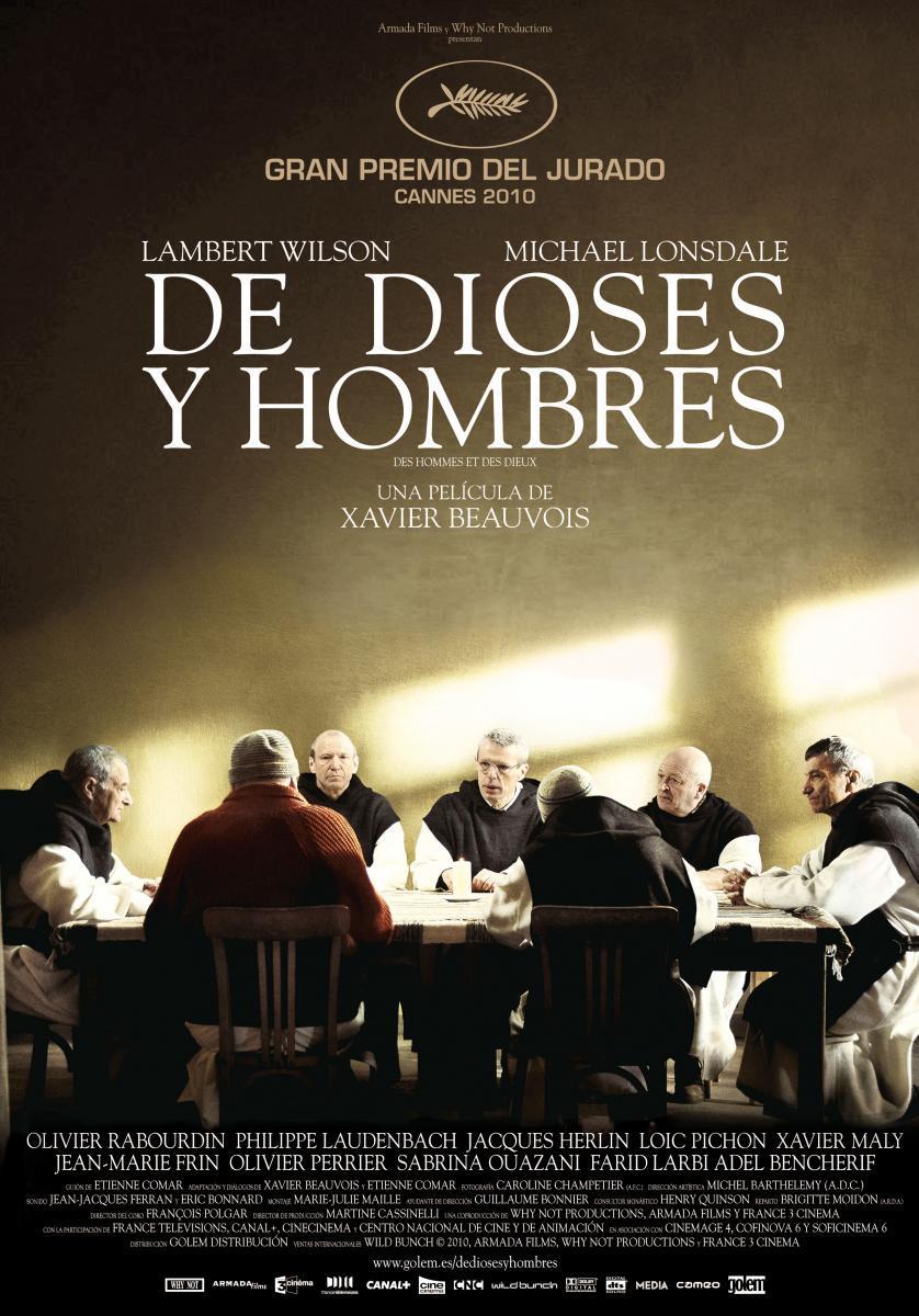 De dioses y hombres (2010) - Filmaffinity