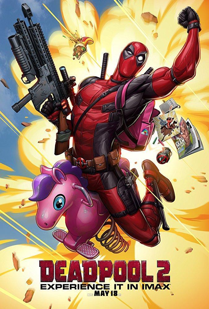 Deadpool 2 2018 Filmaffinity
