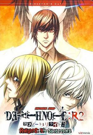 Death Note Relight: L's Successors (Death Note Relight 2) (TV)