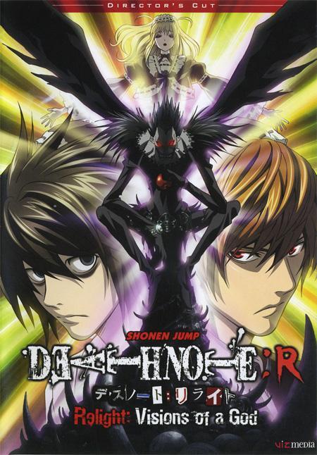 Death Note Relight - Películas..