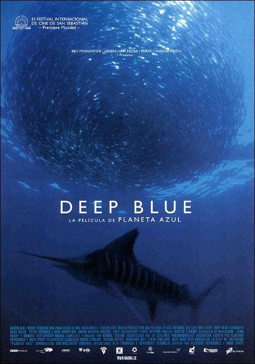 Deep Blue (La película de Planeta Azul)  - Posters