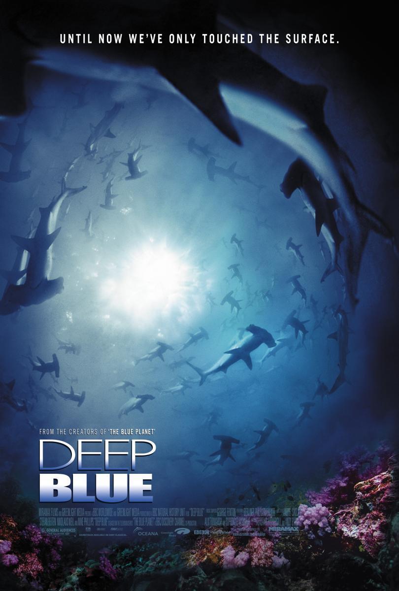 Deep Blue (La película de Planeta Azul)  - Poster / Imagen Principal