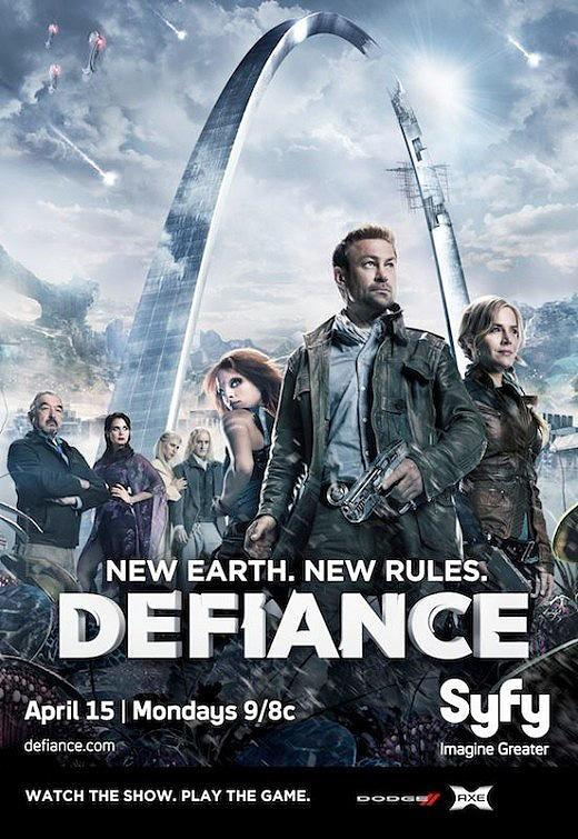 Defiance Serie