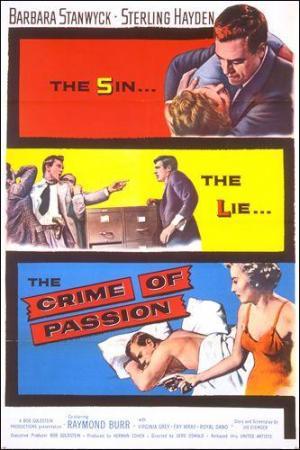 Delito de pasión