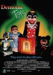 Demonic Toys (Dangerous Toys)
