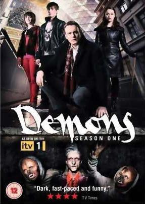 Demons (The Last Van Helsing) (Serie de TV)