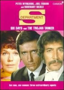 Departamento S (Serie de TV)