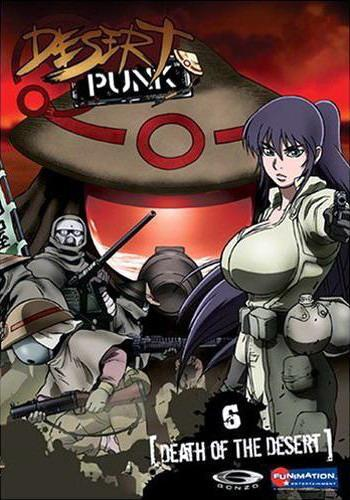 Desert Punk Online Completa Subtitulado  Latino
