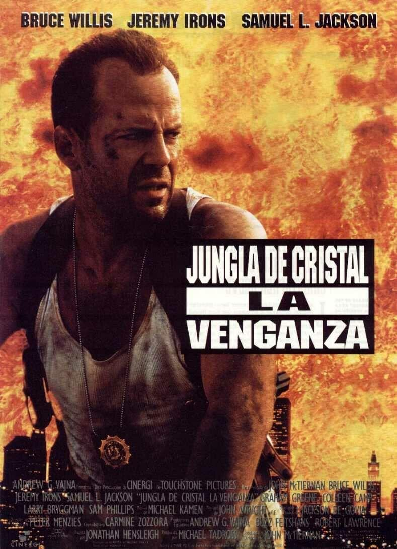 Die Hard With A Vengeance 1995 Filmaffinity