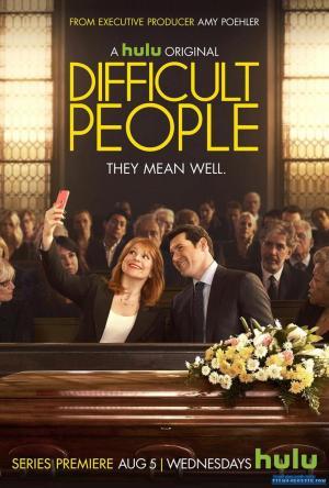 Difficult People (Serie de TV)