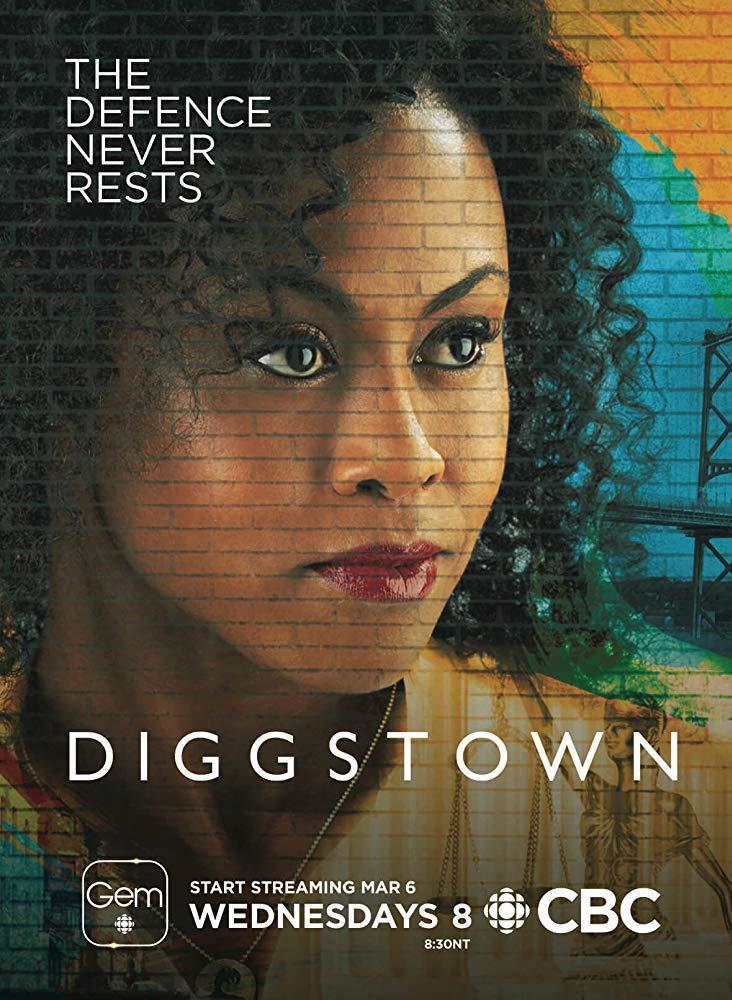 Diggstown (TV Series) (2019) - Filmaffinity