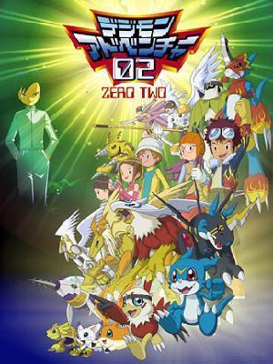 Digimon Adventure 02 (TV Series) (2000) - Filmaffinity