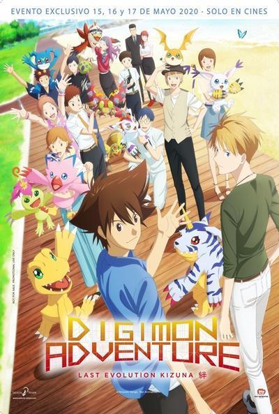 Digimon Adventure: Last Evolution Kizuna - Castellano