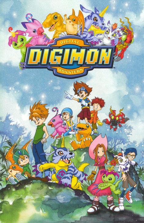 Digimon Adventure - Español La..