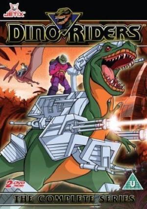Dino-Riders (Serie de TV)